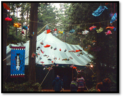 wos festival tent
