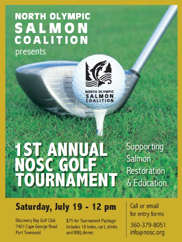 Golf Tourney Poster